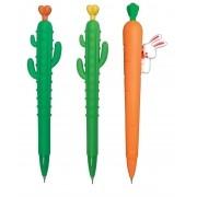 Lapiseira Cactus E Cenoura Tilibra 0.7MM