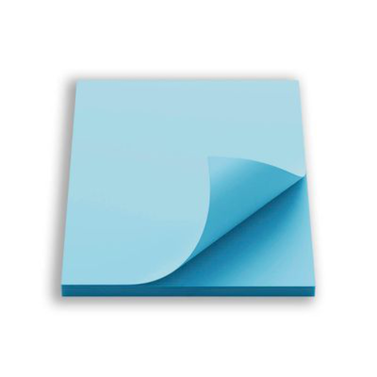 Bloco Notas Adesivas Keep Azul 75x75mm C/100 Folhas