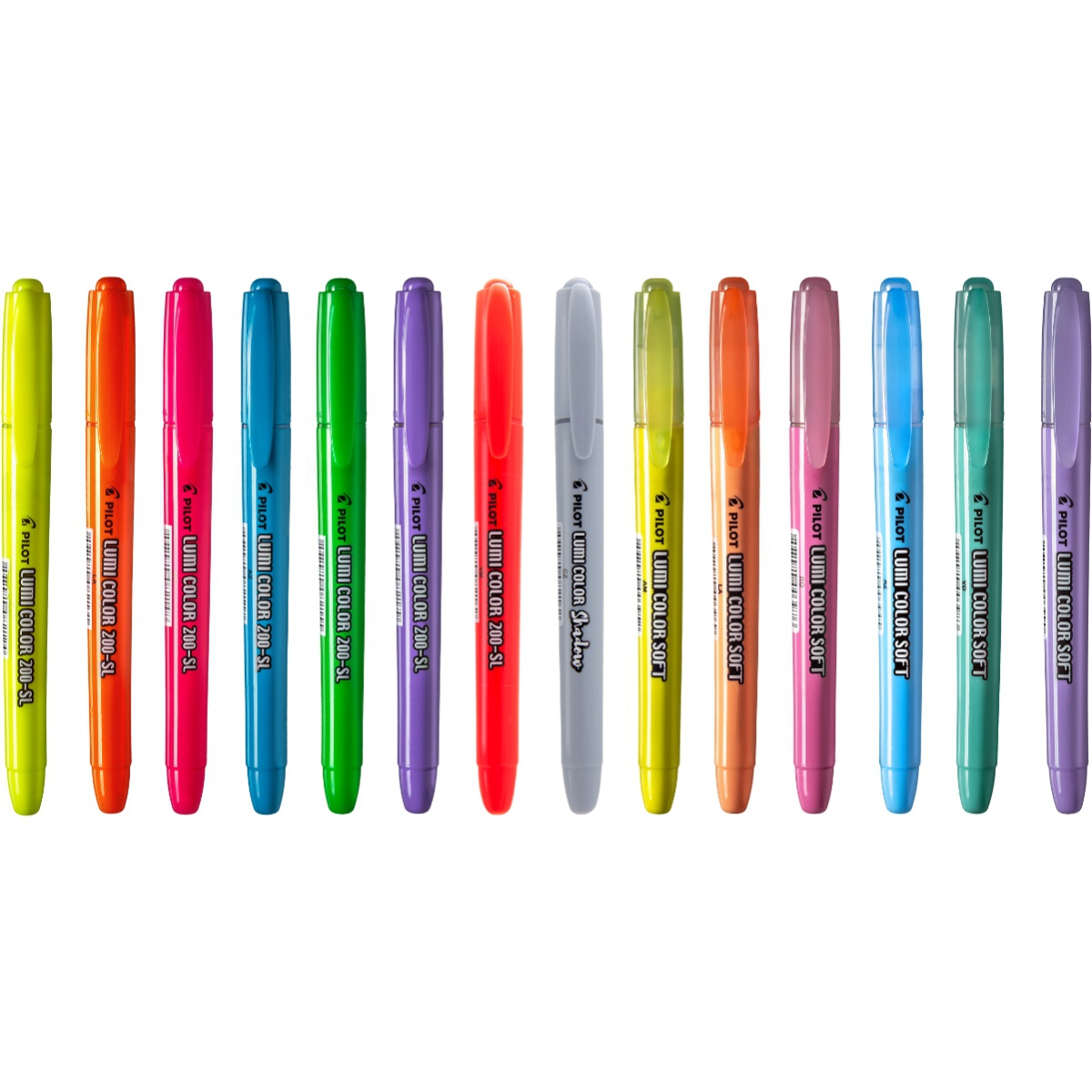 Marca Texto Pilot Lumi Color Unitário