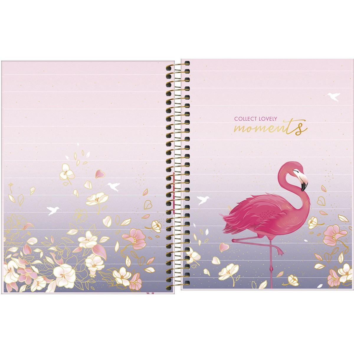 Planner 2022 Aloha Flamingo Tilibra