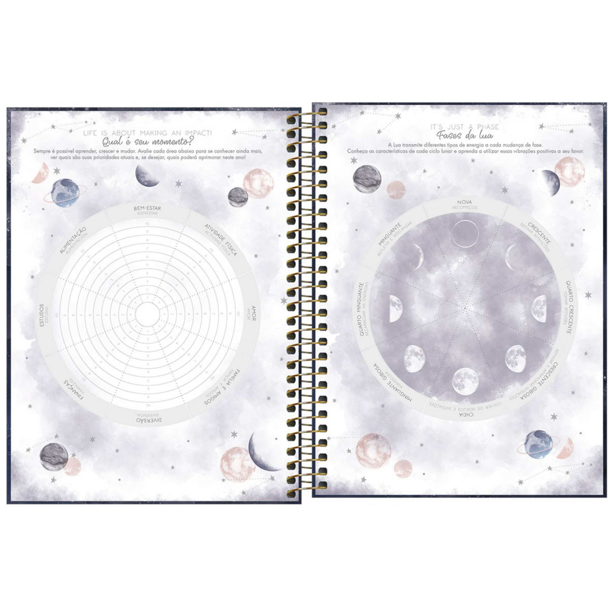 Planner Magic Tilibra 2021