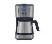 Cafeteira Elétrica Programável CM300G 30 Cafés com Jarra em Inox - Gourmand Gris - Black+Decker