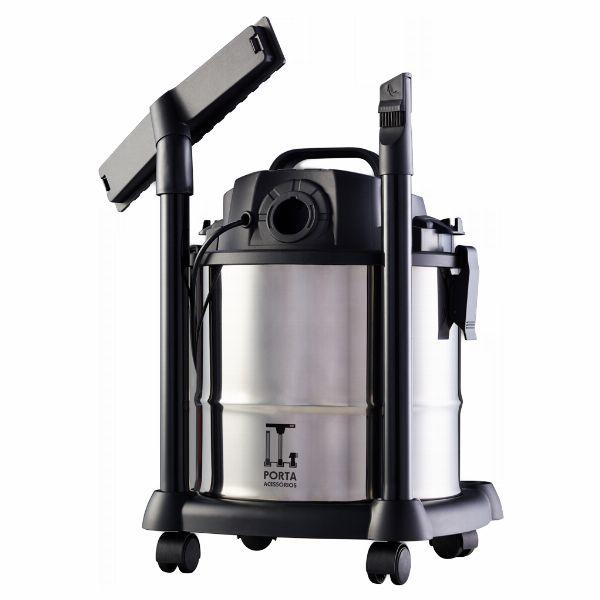 Aspirador de Água e Pó GTW20 Inox Wap