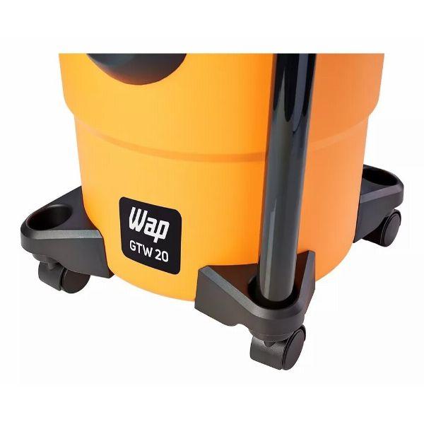 Aspirador de Água e Pó GTW20 - Wap