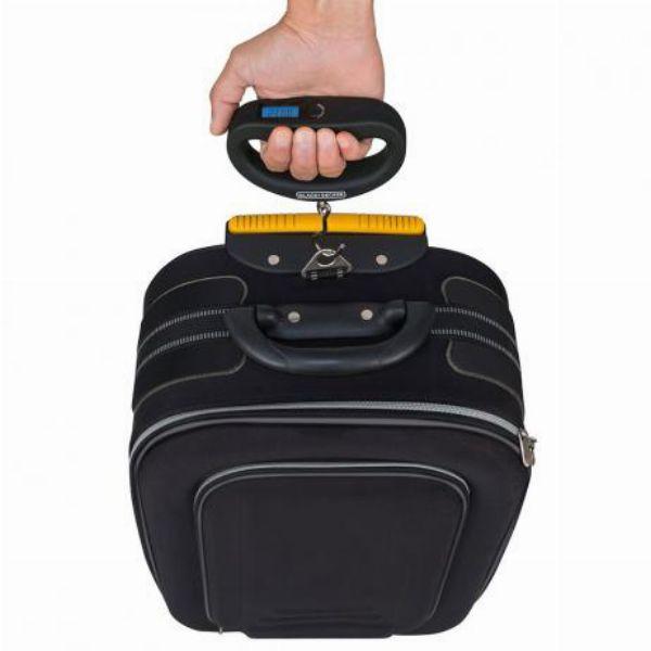 Balança Portátil 50 Kg - Bp50 - Black+Decker