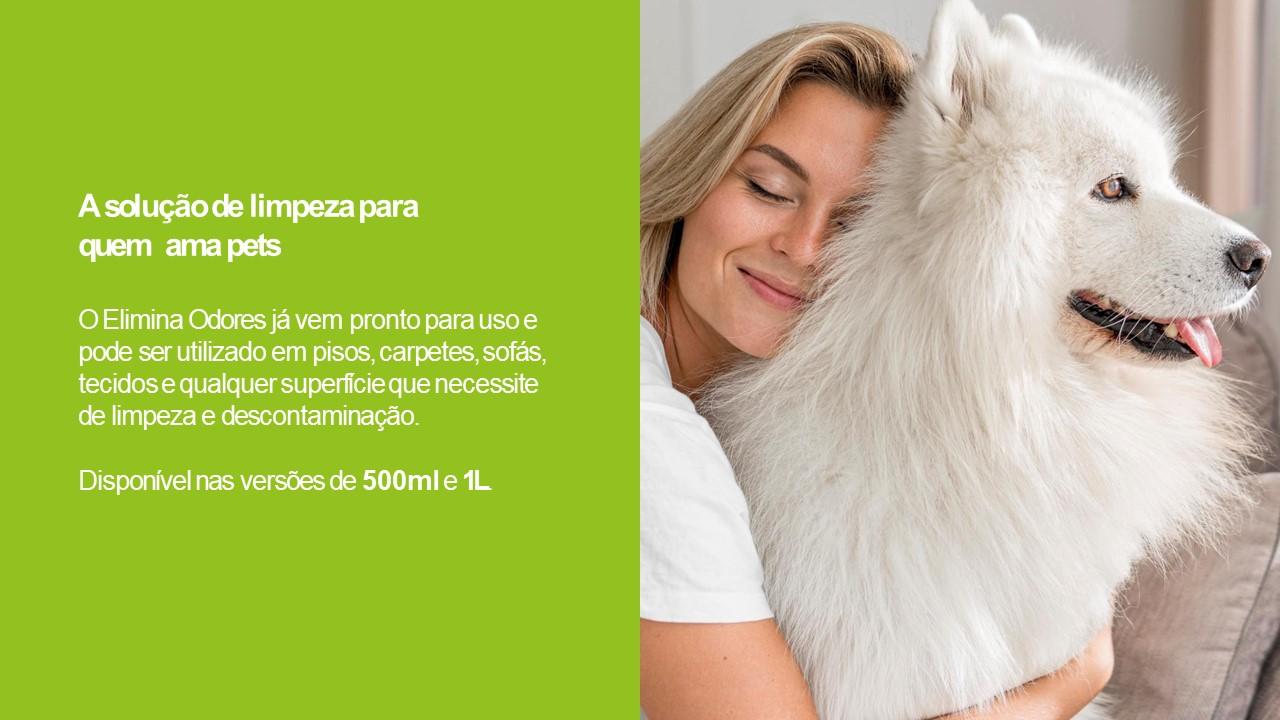 Elimina Odores 1L - Solução de Limpeza Wap