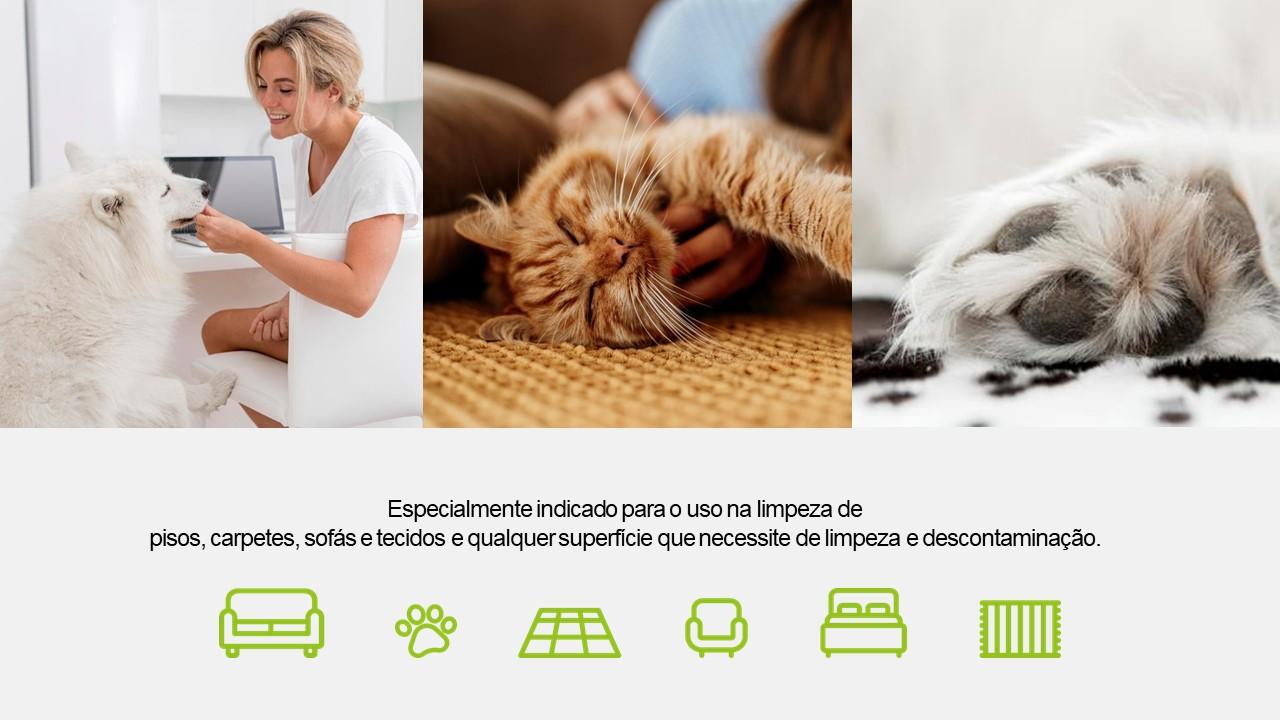 Elimina Odores 500mL com Gatilho - Solução de Limpeza Wap