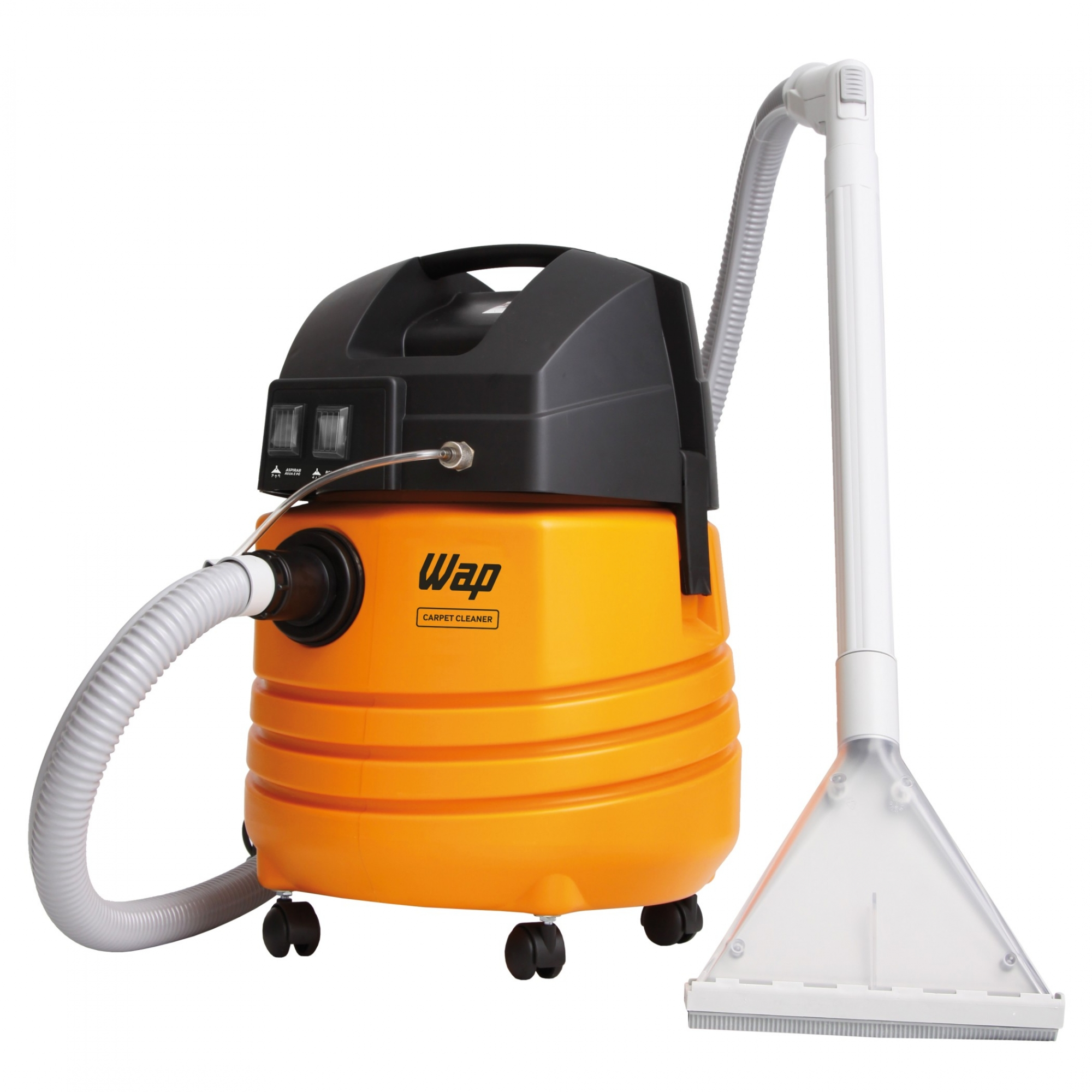 Extratora e Limpadora de Piso Carpet Cleaner 25L - Wap