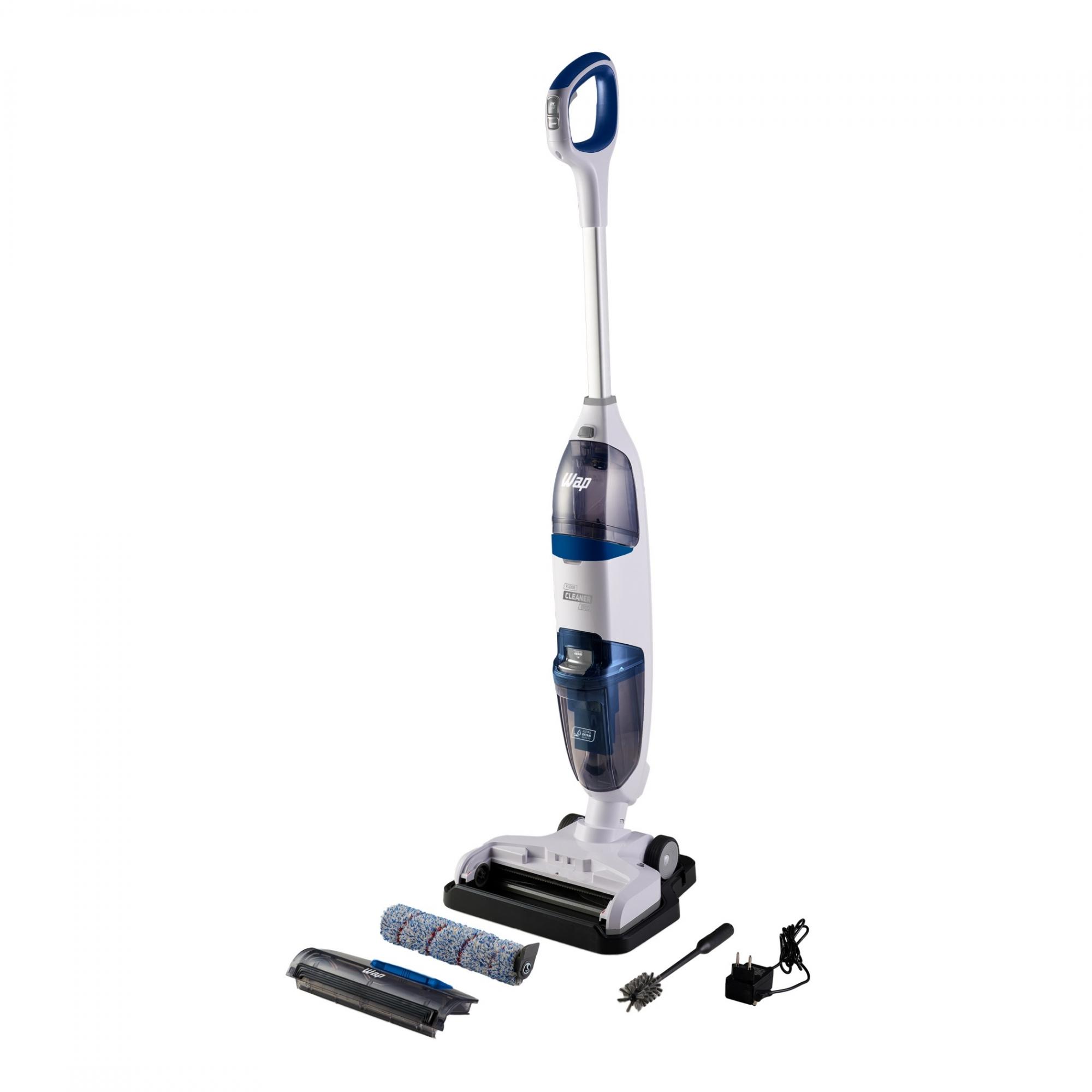 Extratora e Limpadora de Piso Vertical Floor Cleaner Mob - Wap