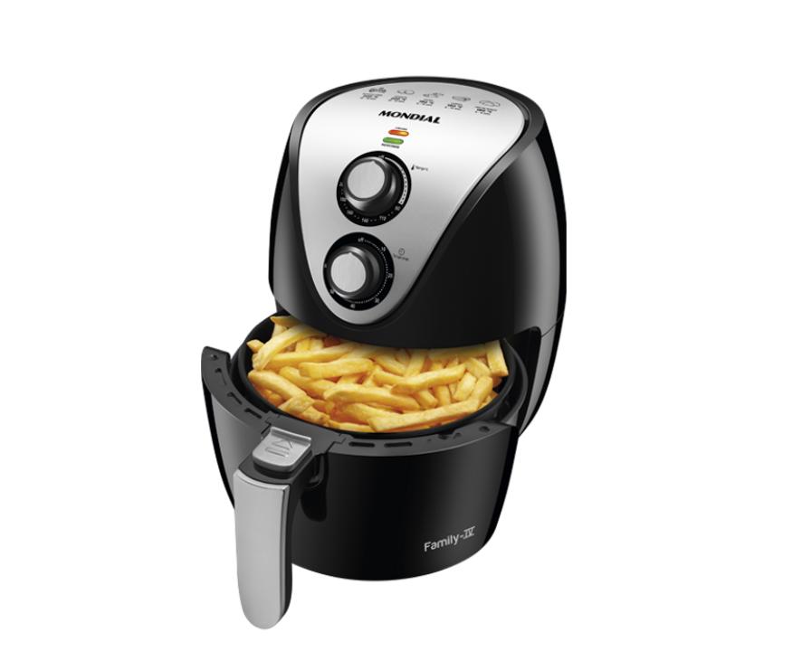 Fritadeira Air Fryer Family IV 3,5L (AF-I) - Mondial