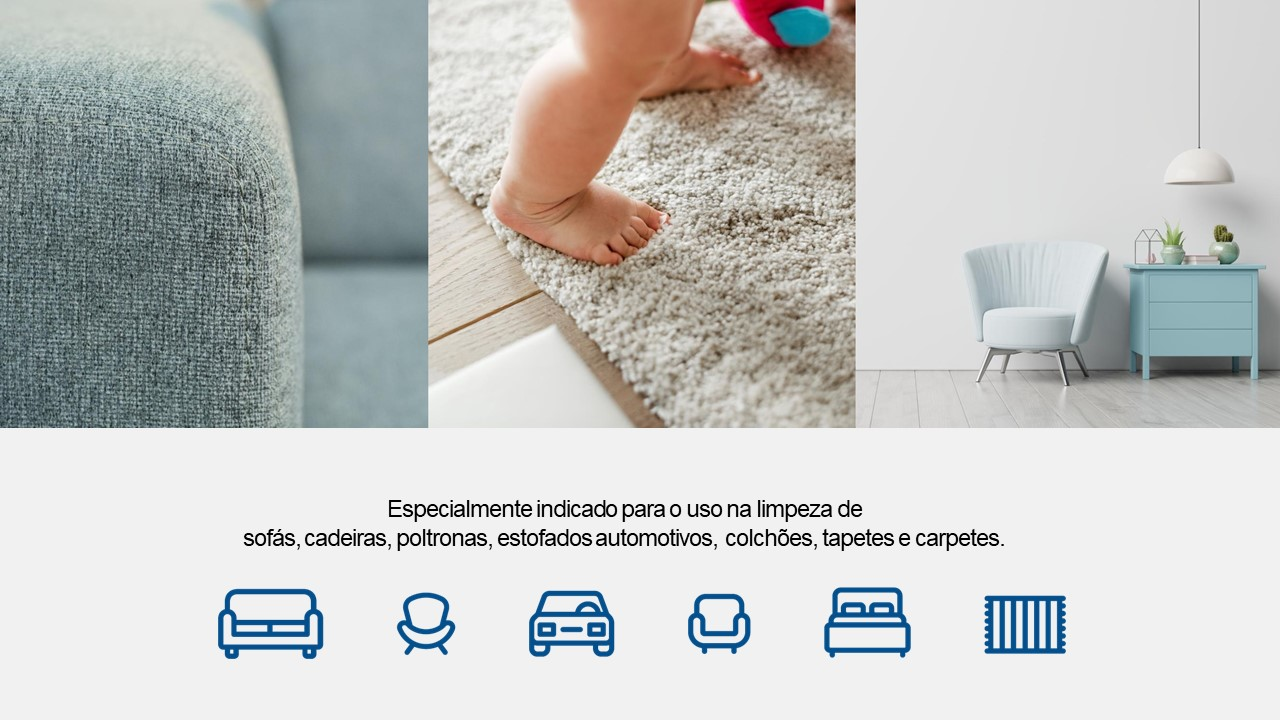 Limpa e Extrai 5L - Solução de Limpeza Wap