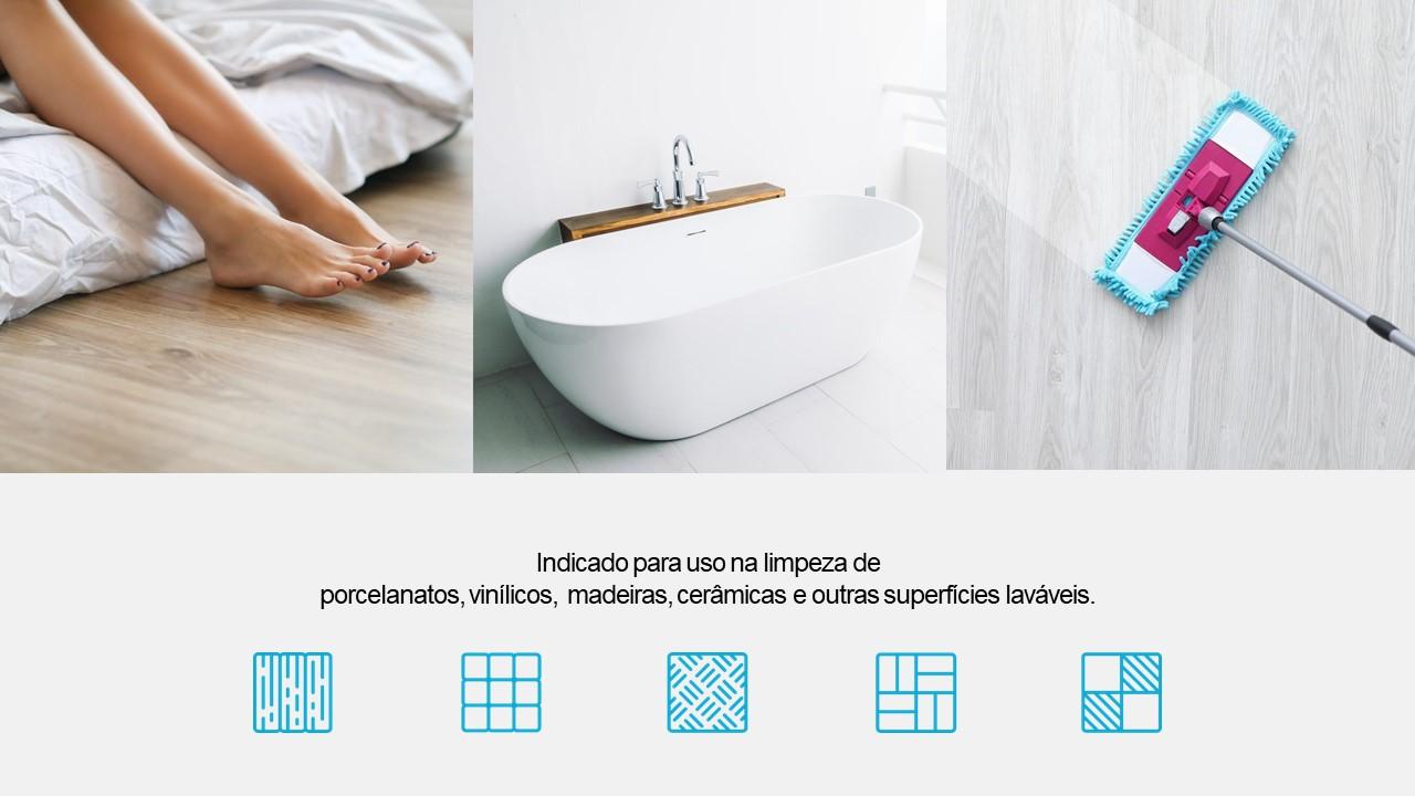 Limpa Pisos 5L - Solução de Limpeza Wap