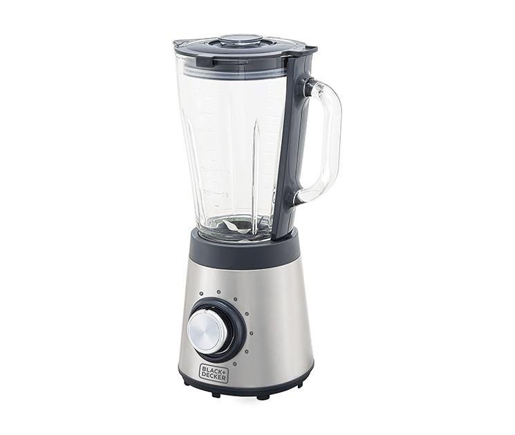 Liquidificador Inox com Jarra de Vidro L7000G- Gourmand Gris - Black+Decker