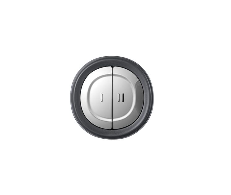 Miniprocessador MP300G com Tigela de Vidro - Gourmand Gris - Black+Decker