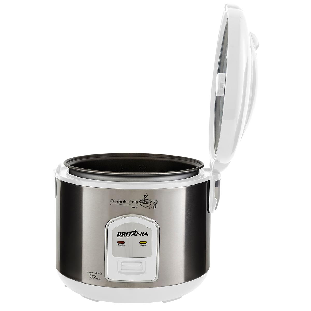 Panela de Arroz BPA5BI 5 xícaras - Britânia