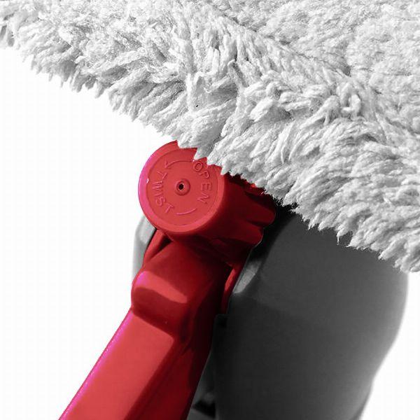 Rodo Limpa Vidros Mop Spray com Reservatório WAP