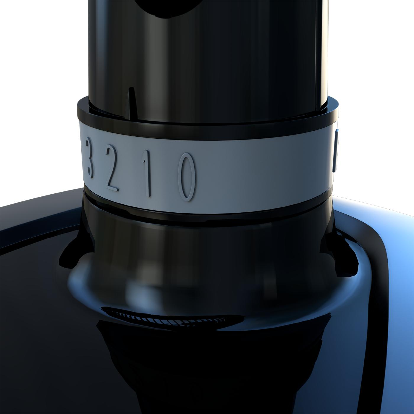Ventilador de Mesa Rajada Turbo W130 - Wap