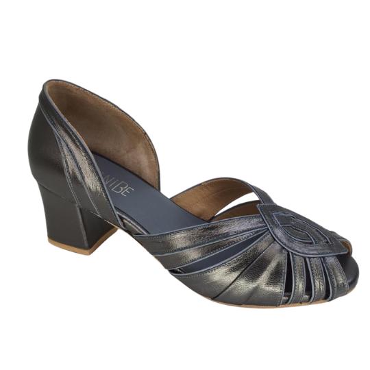 Sapato Ieda Chumbo 4,5 cm