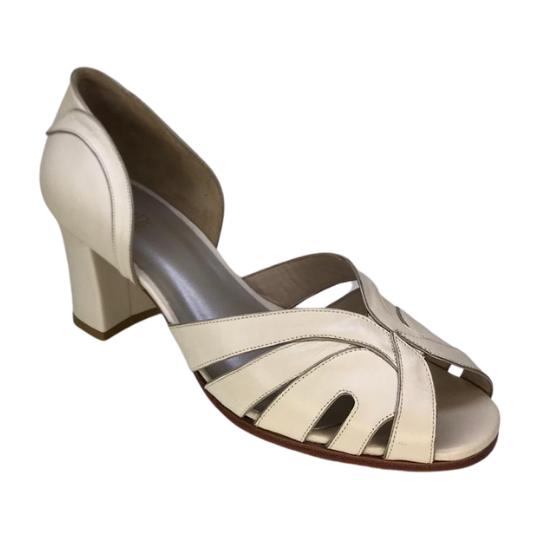 Sapato Pamela Papiro 6 cm