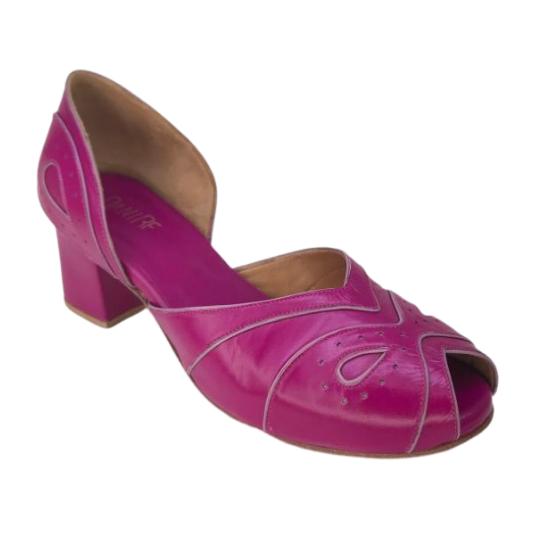 Sapato Renata Pink 4 cm