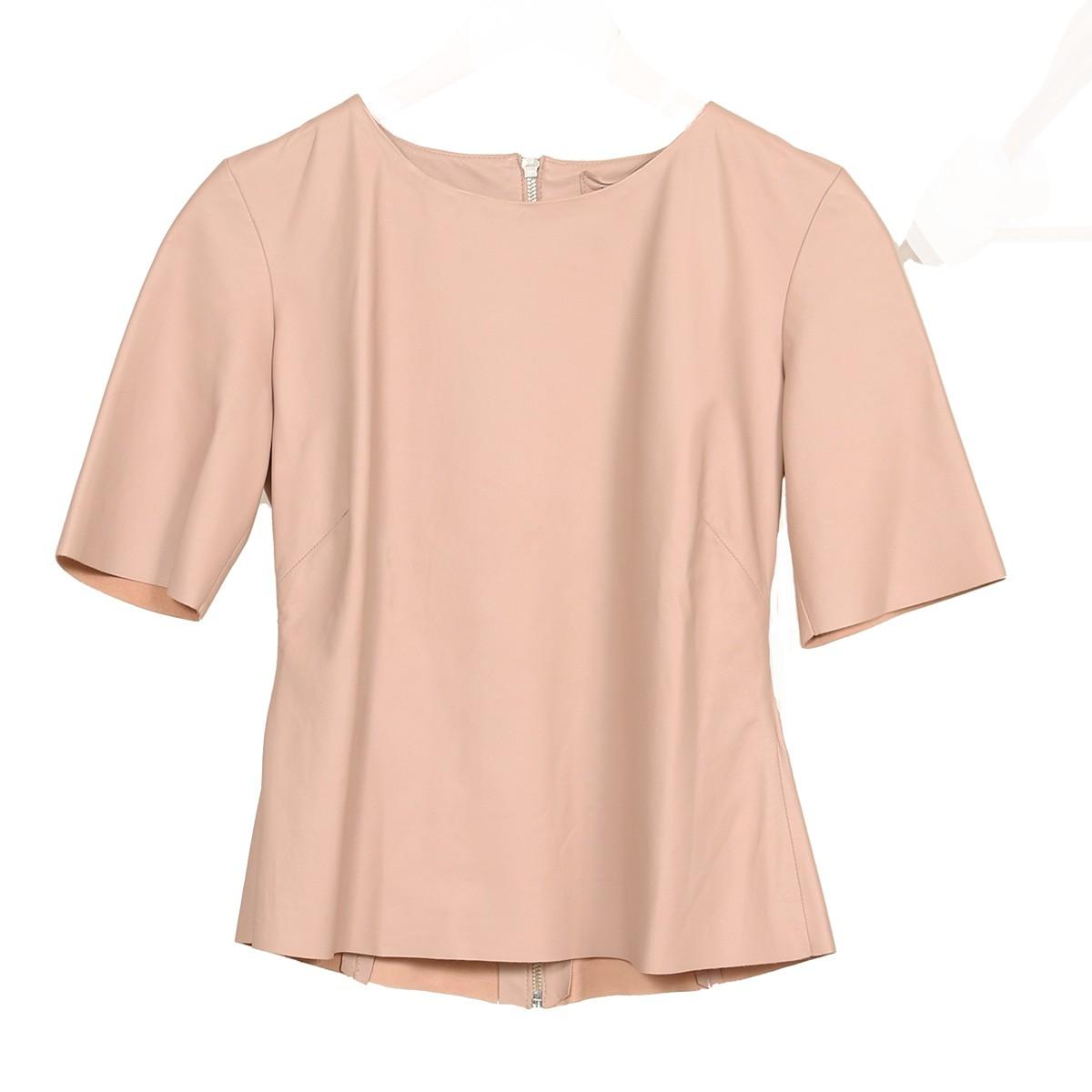 T-Shirt Lisa Pelica Nude Rosado
