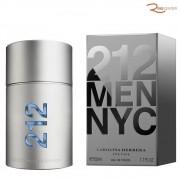 212 Men NYC Carolina Herrera Eau de Toilette - 50ml