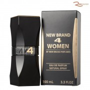 4 Women New Brand Eau de Parfum 100ml