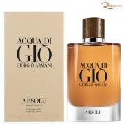 Acqua Di Giò Absolu Giorgio Armani Eau de Parfum - 125ml