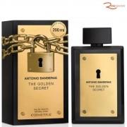 A. Banderas The Golden Secret Eau de Toilette - 200ml