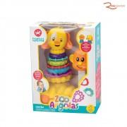 Brinquedo Zoo Argolas Calesita +9m