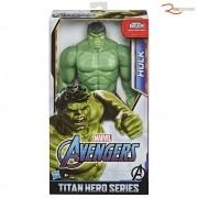 Brinquedo Boneco Hasbro Titan Hero Hulk Marvel +4a