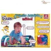 Brinquedo Brincadeira de Criança Tapete Aquário Inflável +6m