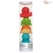 Brinquedo Buba Bichinhos Para Banho +4m