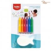 Brinquedo Buba Risque e Apague +3a