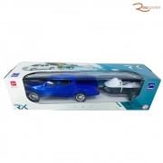 Brinquedo Caminhonete + Jetski Roma Pick-Up Rx Jet +3a