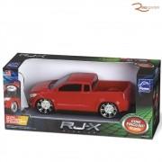 Brinquedo Caminhonete Roma RJ-X Pick-Up Vermelha +3a