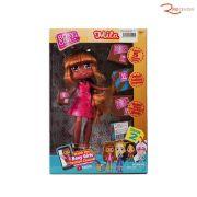 Brinquedo Candide Boneca Boxy Girl Mila +6a