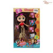 Brinquedo Candide Boneca Boxy Girl Hannah +6a