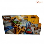 Brinquedo Candide Metal Machines Pista Construction Destruction +4a