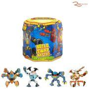 Brinquedo Candide Ready 2 Robot Build, Swap, Battle! +5a