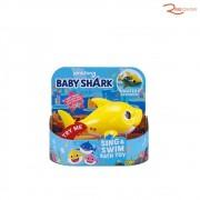 Brinquedo Candide Robo Alive Baby Shark Amarelo +18m