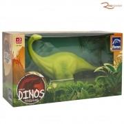 Brinquedo Dinossauro Roma Coleção Dinos Miniatura +3a
