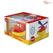 Brinquedo Dismat Helicopter Adventure Mk297 +3a