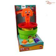 Brinquedo Dismat Puxa E Cai  +18m