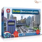 Brinquedo Estrela Super Banco Imobiliário +12a