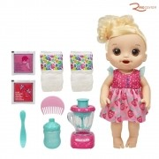 Brinquedo Hasbro Baby Alive Misturinha Mágica +3a