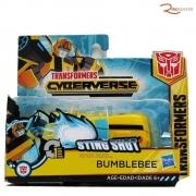 Transformers Cyberverse Bumblebee Hasbro +6a