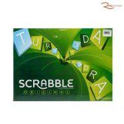 Brinquedo Mattel Games Scrabble Original +10a