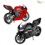 Brinquedo Moto Roma Racing Motorcycle +3a