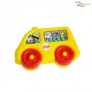 Brinquedo Multkids Baby Meu Primeiro Brinquedo Ônibus Interativo +6m